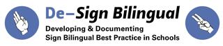 Logo De Sign Bilingual