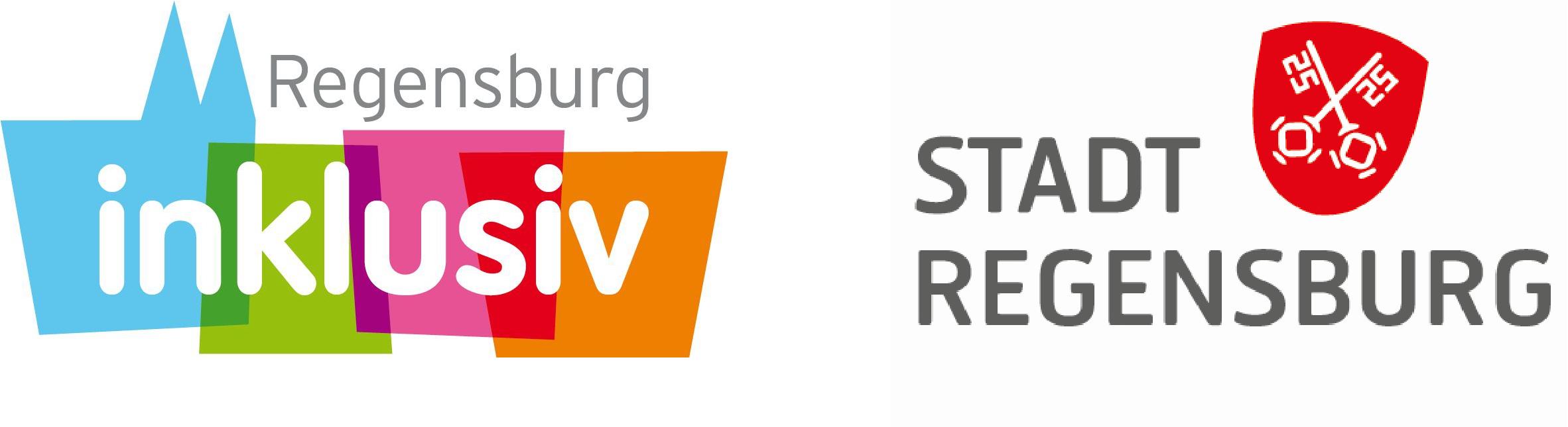 Logo Regensburg inklusiv Stadt Regensburg.png